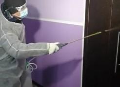 За качество и своевременность санитарной обработки в многоквартирных домах отвечают управляющие компании, ТСЖ или ЖСК.