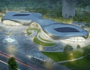 Около «Самара Арены» предложили построить ТРЦ