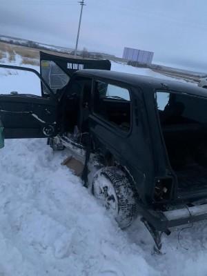 В Самарской области пятеро пострадали в ДТП в Сызранском районе
