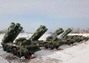 """На дежурство в Самарской области заступит зенитный полк с С-400 """"Триумф"""""""