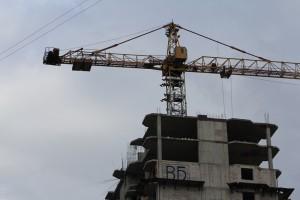 За 11 месяцев 2020 года региональные строители не смогли выполнить и половины плана по вводу жилья