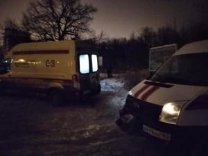 В Тольятти девушка на тюбинге врезалась в дерево