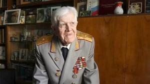 В возрасте 95 лет умер журналист ветеран Великой Отечественной войны Лев Корзун.