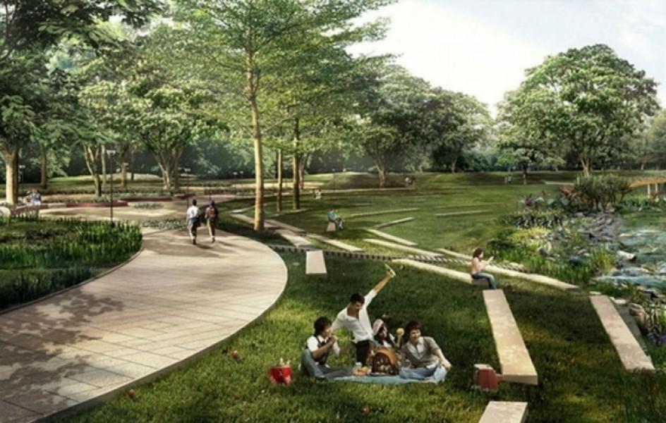 Около «Самара Арены» планируют построить пивной сад