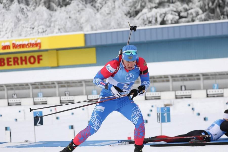 Житель Самарской области - победитель этапа Кубка мира по биатлону