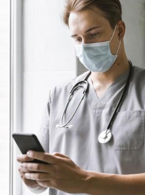 Наличие вируса определяется на основе результатов короткого опроса по симптоматике и трёх звуковых моделей — голоса, дыхания и кашля.