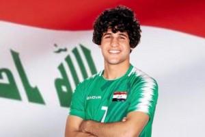 Полузащитник Крыльев Советов Сафаа Хади сыграл за сборную Ирака