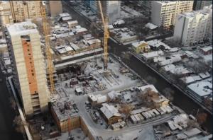 Cтоимость квартир в комплекседостигает 10 миллионов рублей.