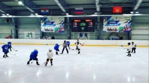 13 января стартовали городские соревнования по хоккею «Золотая шайба» в Самаре