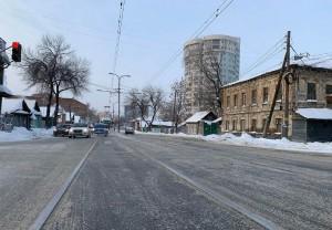 Весной в Самаре продолжится комплексный ремонт ул. Арцыбушевской.