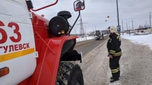 На трассах федерального и регионального значения работают оперативные группы пожарно-спасательных гарнизонов и дорожно-эксплуатационных служб.