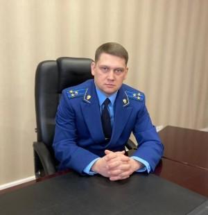 В Самаре новый прокурор — выходец из Оренбурга Артем Ярыгин