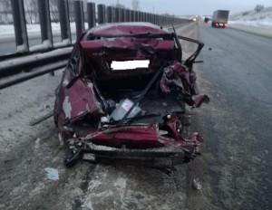 В Волжском районе за сутки в ДТП попали автобус и МАЗ