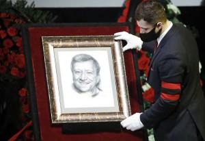 """Художественного руководителя """"Ералаша"""" похоронят на Троекуровском кладбище."""