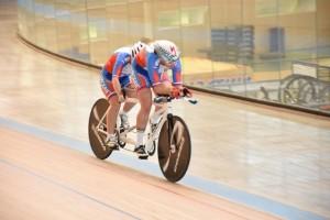 Самарские спортсмены выиграли чемпионат России по велоспорту (спорт слепых)