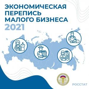 Весной 2021 года Росстат проведет экономическую перепись малого бизнеса.