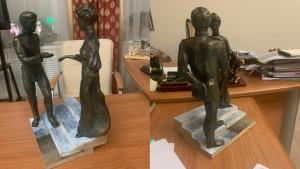 В Самаре выбрали скульптуру вальса На сопках Маньчжурии» для Струковского сада