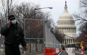 Комплекс Капитолия был временно закрыт в качестве меры предосторожности, отметили в Секретной службе США.