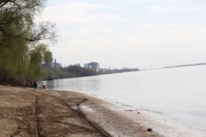 В Самаре благоустроят еще один участок набережной