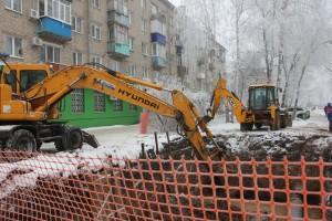 Водоводы в поселок Управленческий по инвестпрограмме «РКС-Самара» уже прокладывают через Волжское шоссе
