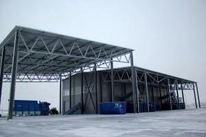 Самарские РС обеспечили технологическое присоединение нового мусоросортировочного комплекса Сергиевский»