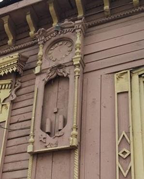 В Самаре пытаются сохранить исторический дом с часами