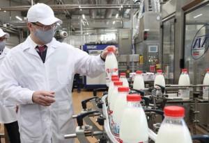 Завод входит в число крупнейших молокоперерабатывающих предприятий региона.