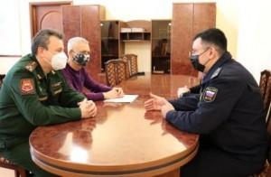 Самарские приставы провели рабочую встречу с представителями Министерства обороны