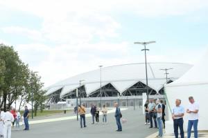 В Самаре открывают экскурсионный маршрут по стадиону ЧМ-2018