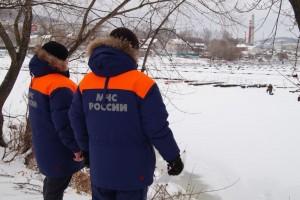 В связи с понижением температур на реках области продолжается процесс ледообразования.