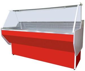 В современных магазинах и заведениях общественного питания успешно используют различные холодильные витрины.
