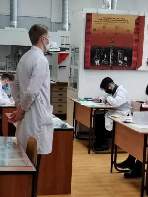 В Самарской области проходит региональный этап Всероссийской школьной олимпиады