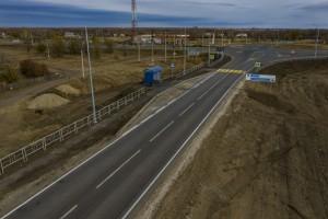 В Красноармейском районе по нацпроекту отремонтировали почти 50 км автомобильных дорог