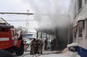 Для ликвидации пожара привлекались 103 человека и 30 едиництехники.