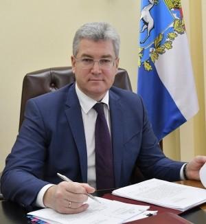 Виктор Кудряшов поздравил студентов Самарской области