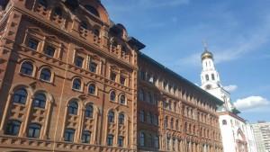 В Тольятти журналисты-туристы познакомятся с уникальным архитектурным ансамблем Поволжского православного института, выполненным в традициях «русского стиля».