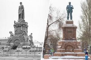 В Самаре вновь хотят поставить памятник Александру II