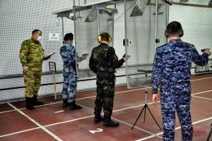 В Тольятти стартовал Чемпионат Приволжского округа по зимнему офицерскому троеборью