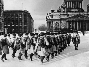 27 января в СО проходят торжественные мероприятия, посвященные 77-й годовщине полного освобождения Ленинграда от фашистской блокады в 1944 году.