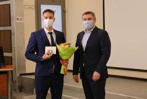 Сотрудники КНПЗ получили награды от Губернатора Самарской области