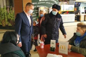 В Октябрьском районе Самары выявлено порядка 300 нарушений в работе предпринимателей