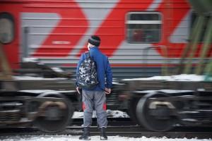 Рейд проходил в районе остановочной платформы Стахановская – участок с интенсивным движением поездов в черте города Самара.