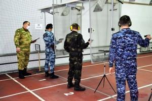 В Тольятти завершился Чемпионат по зимнему офицерскому троеборью Приволжского округа Росгвардии