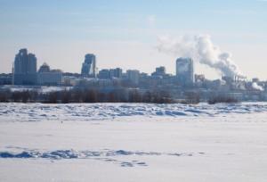 Самарцев предупреждают об опасности выхода на лёд