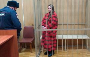 Модель Марину Рудницкую признали виновной в покушении на мошенничество.