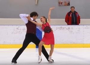 В первенстве России по фигурному катанию среди юниоров примут участие тольяттинцы