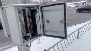 В Самаре неизвестные два дня отключали светофоры