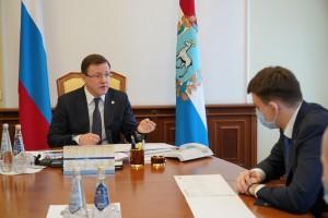 Новый руководитель Федерации был назначен на должность генсекретаря Федерации 29 января, и первым регионом, куда он приехал в новом статусе, стала СО.