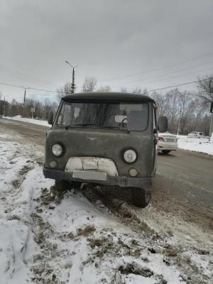 Водитель УАЗика сбил женщину-пешехода в Самарской области
