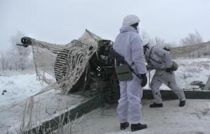 Военные ЦВО на учении под Самарой отработали взаимодействие беспилотников и артиллерии